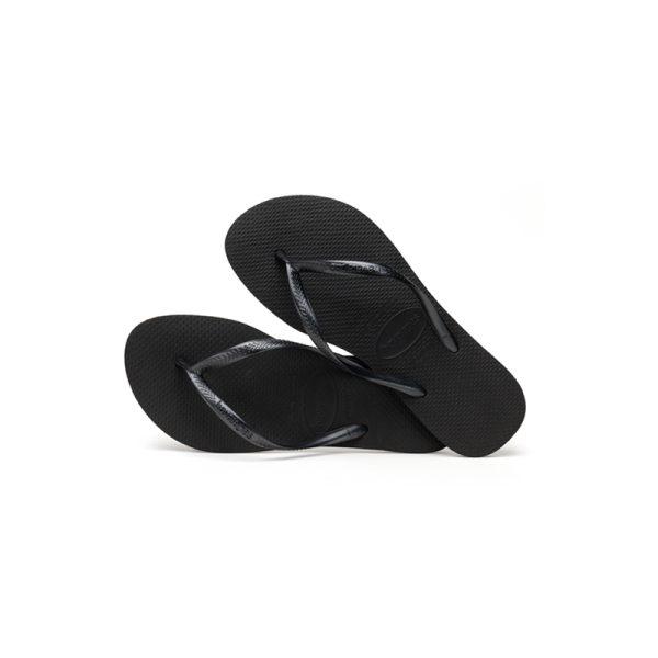 Σαγιονάρες Havaianas Slim Black – 4000030-0090