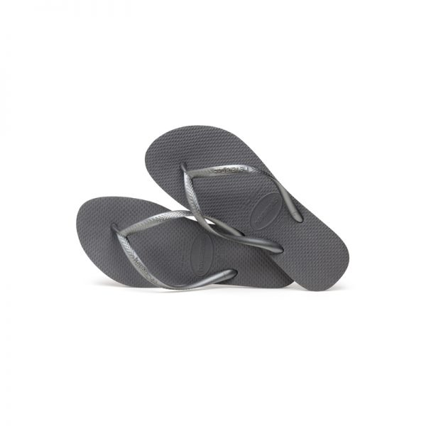Σαγιονάρες Havaianas Slim Steel Grey – 4000030-5178