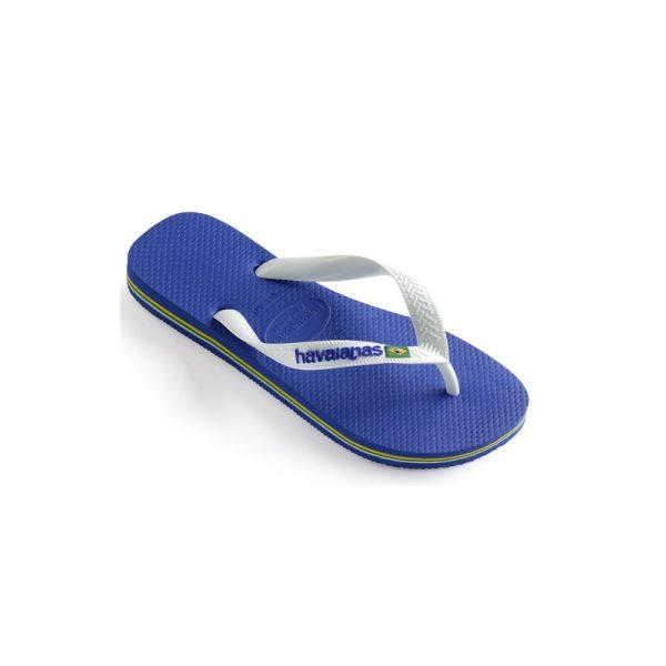 Σαγιονάρες Havaianas Brasil Logo Marine Blue – 4110850-2711