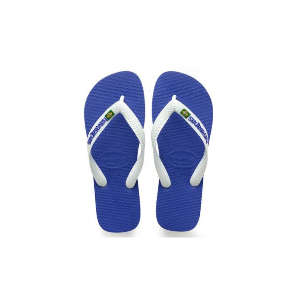 Havaianas Brasil Logo Marine Blue 4110850-2711