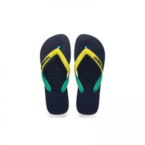 Havaianas Top Mix Navy-Neon Yellow 4115549-0821