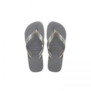 Σαγιονάρες Havaianas Top Tiras Steel Grey - 4137248-5178