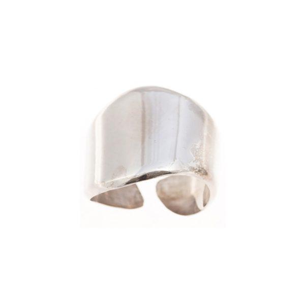 Δαχτυλίδι Ασημένιο Επιπλατινωμένο – RSSV1