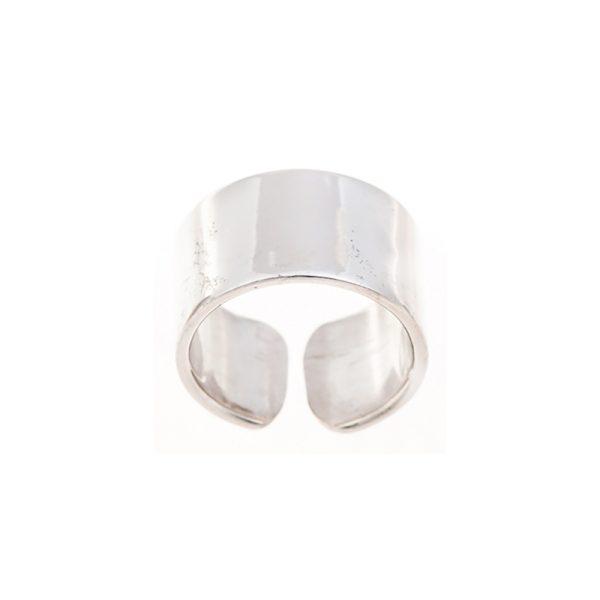 Δαχτυλίδι Από Επιπλατινωμένο Ασήμι Μέταλλο