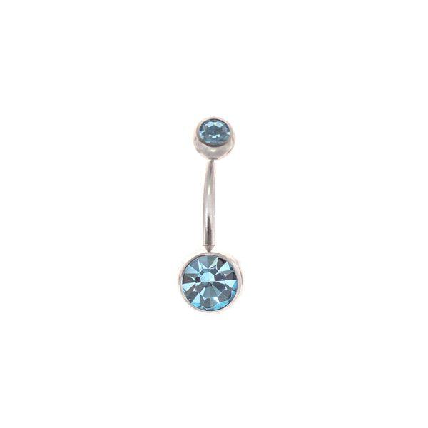 Σκουλαρίκι Αφαλού Από Ατσάλι - STB3