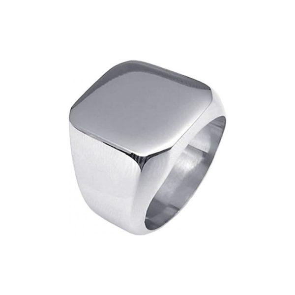 Δαχτυλίδι Gregio από Ατσάλι – SR551