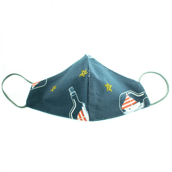 Μάσκα Προστασίας Βαμβακερή - MS51