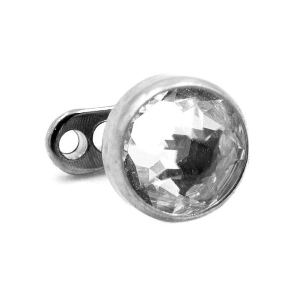 Σκουλαρίκι Σώματος Εμφύτευμα από Τιτάνιο – DH1