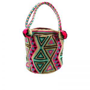 Τσάντα Wayuu Mochila - WB4