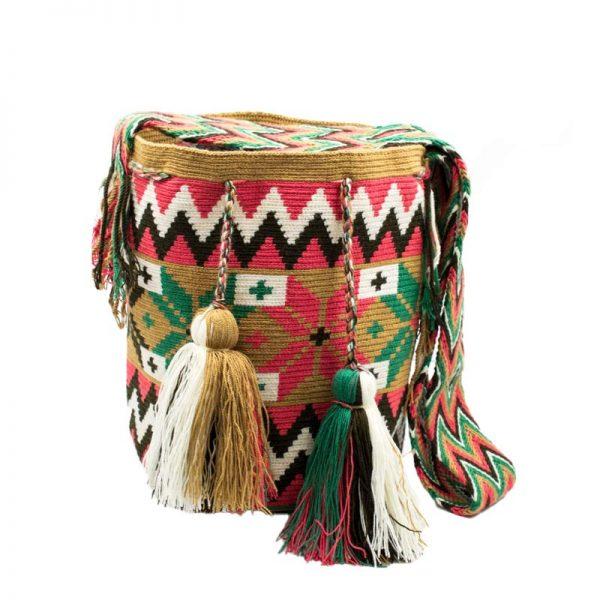 Τσάντα Mochila Wayuu - WB7