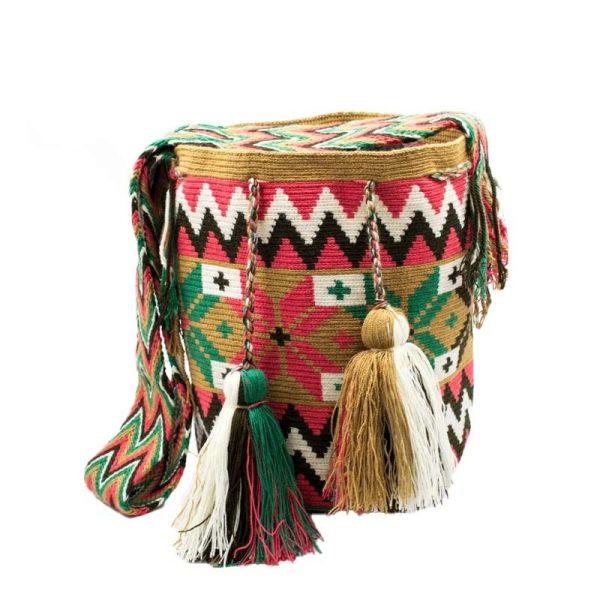 Τσάντα Wayuu Mochila – WB7