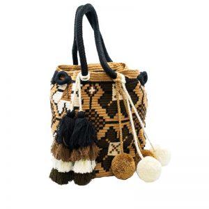 Τσάντα Wayuu Mochila - WB5