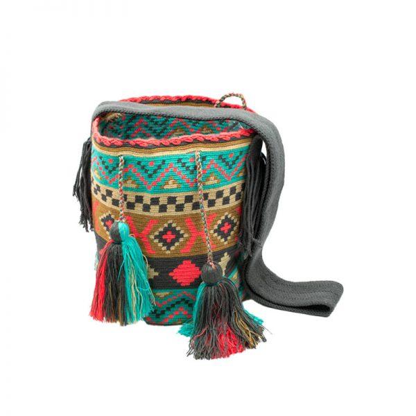 Τσάντα Mochila Wayuu - WB2