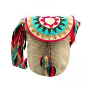 Τσάντα Wayuu Mochila – WB25