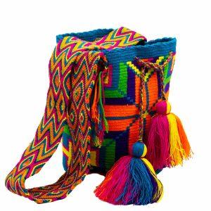 Τσάντα Wayuu Mochila - WB10