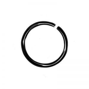 Σκουλαρίκι Μύτης από Τιτάνιο με Ανοδίωση Κρίκος – TMT9