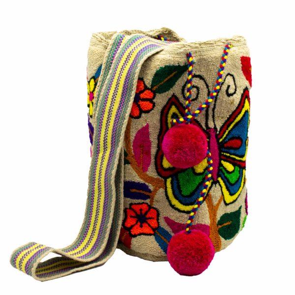 Τσάντα Wayuu Mochila – WB20