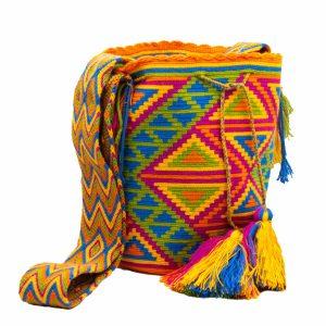 Τσάντα Wayuu Mochila – WB21