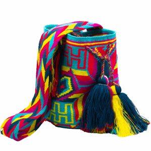 Τσάντα Wayuu Mochila – WB22