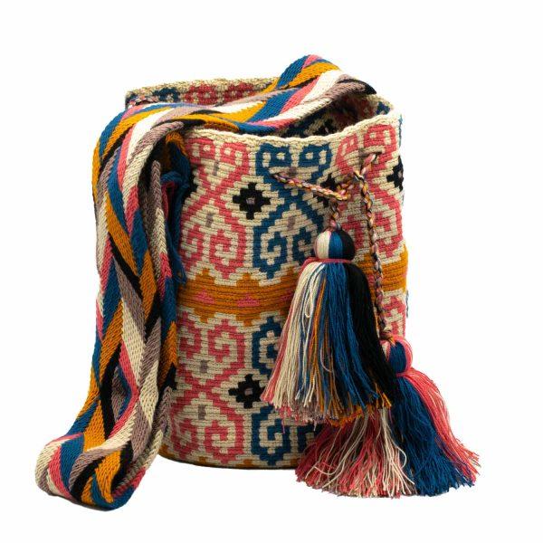 Τσάντα Wayuu Mochila – WB23