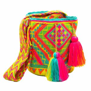 Τσάντα Wayuu Mochila – WB24