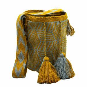 Τσάντα Wayuu Mochila – WB18