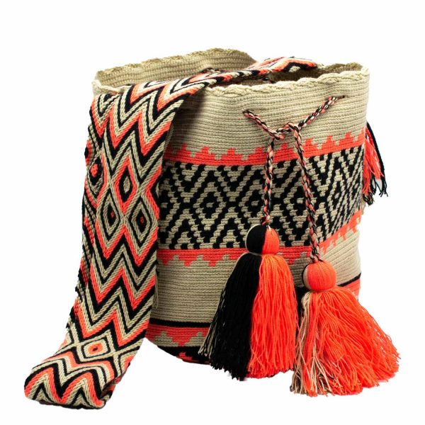 Τσάντα Wayuu Mochila – WB11
