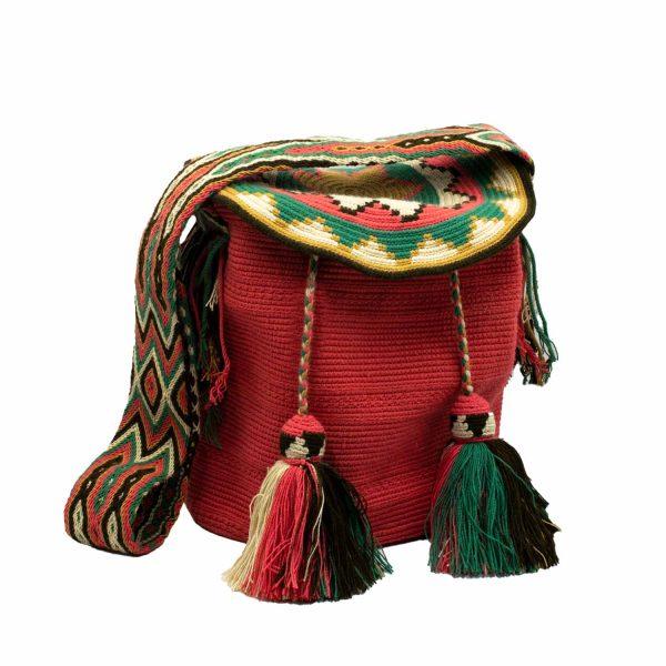 Τσάντα Wayuu Mochila – WB27