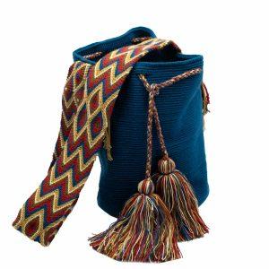 Τσάντα Wayuu Mochila - WB12