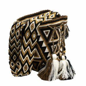 Τσάντα Wayuu Mochila – WB13