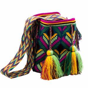 Τσάντα Wayuu Mochila – WB15