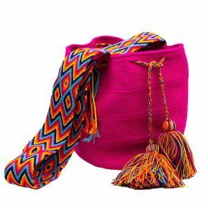 Τσάντα Wayuu Mochila – WB17