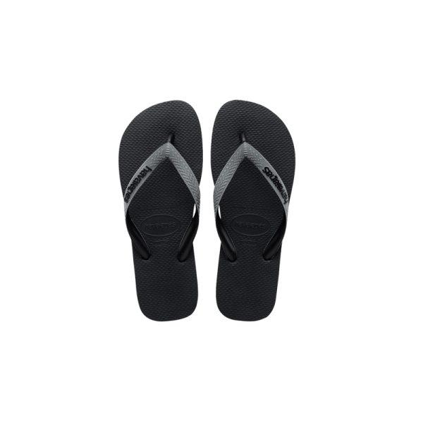 Σαγιονάρες Havaianas Top Mix Black/Steel Grey – 4115549-7938