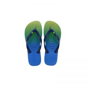 Σαγιονάρες Havaianas Brasil Fresh Blue Star – 4145745-3847