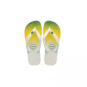Σαγιονάρες Havaianas Brasil Fresh White – 4145745-0001