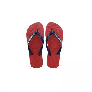 Σαγιονάρες Havaianas Brasil Logo Red – 4110850-1440