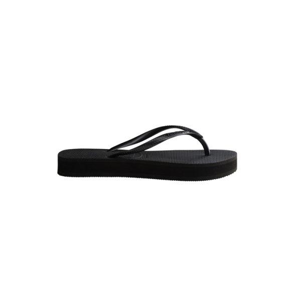 Σαγιονάρες Havaianas Slim Platform Black – 4144537-0090