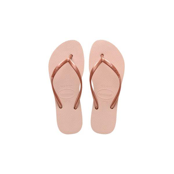 Σαγιονάρες Havaianas Slim Platform Ballet Rose – 4144537-0076