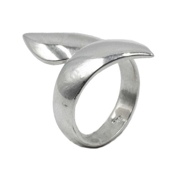 Δαχτυλίδι Ασημένιο με Σχέδιο – MINM16