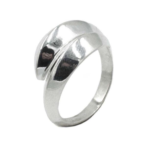 Δαχτυλίδι Ασημένιο με Σχέδιο – MINM17
