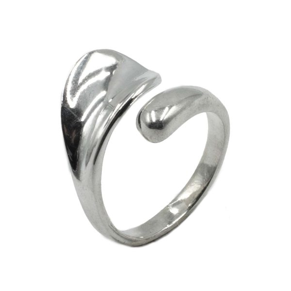 Δαχτυλίδι Ασημένιο με Σχέδιο – MINM18