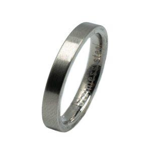 Δαχτυλίδι από Ατσάλι – SRΒ555